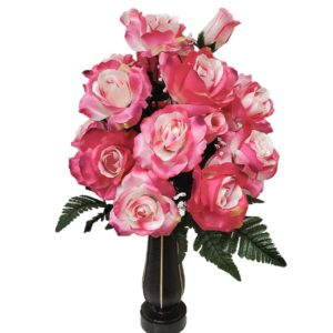Deluxe Roses Pink